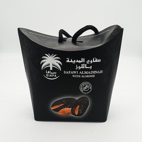 WS- Siafa Safawi Dates with Almond (115gX12)