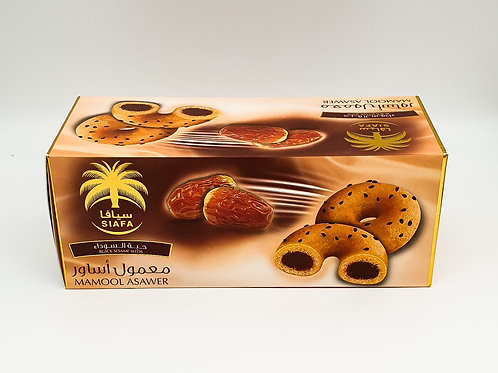 Siafa Asawer Mamool Date with Black Seeds 200g