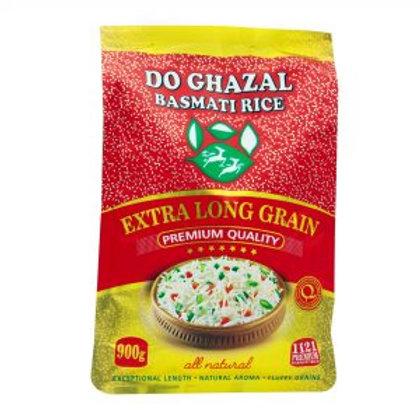 WS-Do Ghazal 1121 Premium Basmati Rice 20X900G