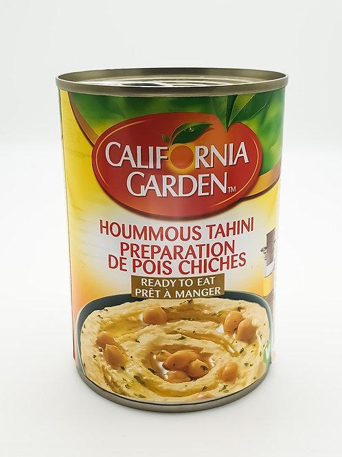 WS- California Garden Hummus Tahini (400gX12)