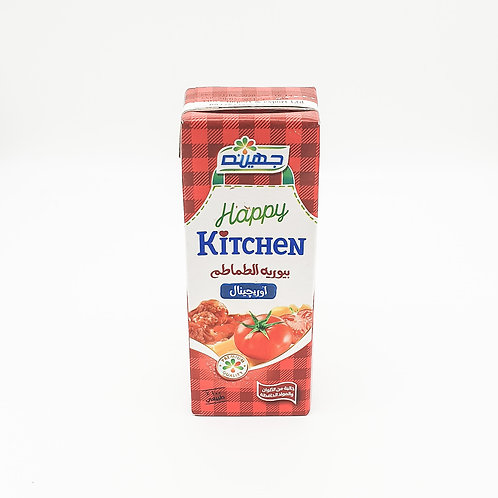 JUHAYNA Tomato puree 125ML