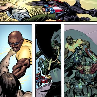 Captain America: Hail Hydra 5 page 16