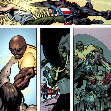 Captain America: Hail Hydra 5 page 16
