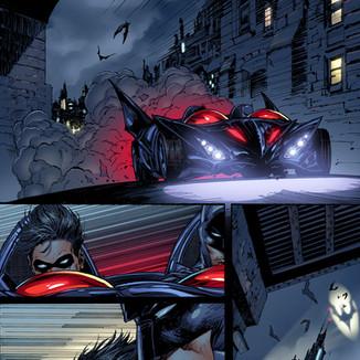 Batman 700 page 9