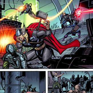 Captain America: Hail Hydra 5 page 14