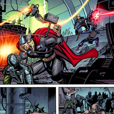 Captain America: Hail Hydra 5 page 14