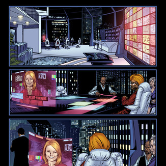 Harbinger 1 page 9