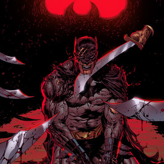 Batman 705 Cover