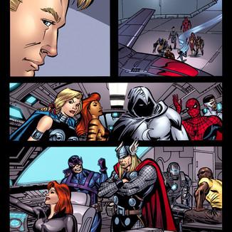 Captain America: Hail Hydra 5 page 9