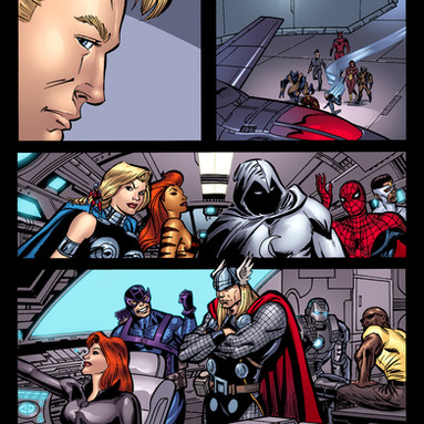 Captain America: Hail Hydra 5 page 9