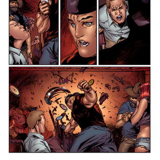 Harbinger 11 page 14