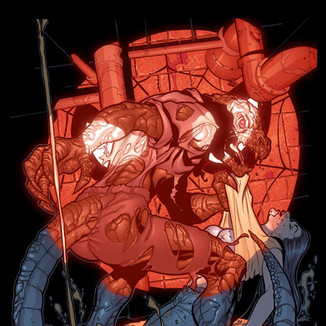 Marvel Knights: Spider-Man 7 page 2