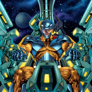 X-O Manowar 14 Variant Cover
