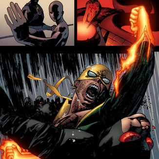 Marvel Origins: Iron Fist page 1