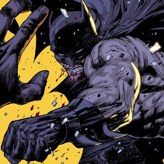 Batman 708 Alternate Cover