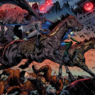 Batman 705 pages 6,7