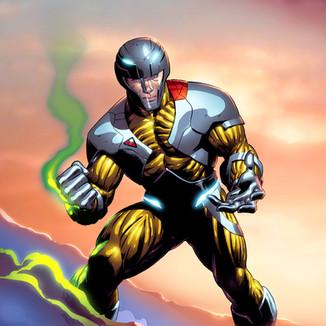 X-O Manowar Variant Cover