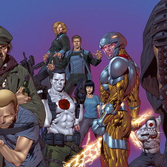 Valiant Relaunch Promo