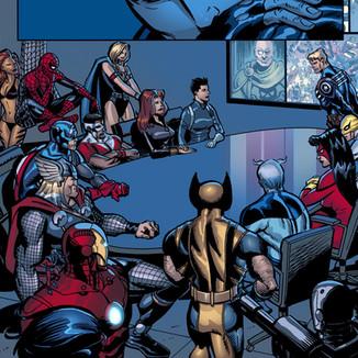 Captain America: Hail Hydra 5 page 3