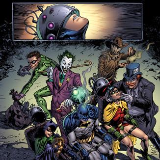 Batman 700 page 3