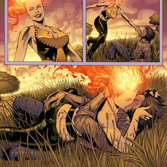 X-Men: The End 1 pages 2,3