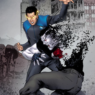 Harbinger Wars Miscellaneous Cover