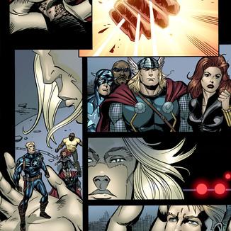 Captain America: Hail Hydra 5 page 21