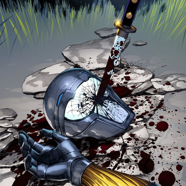 X-O Manowar: Enter Ninjak TPB Cover