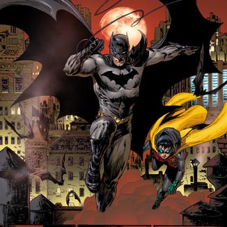 Batman 704 page 3