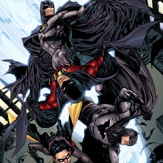 Batman 713 Cover