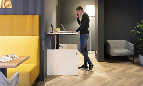 Incognito Sit-Stand Desk