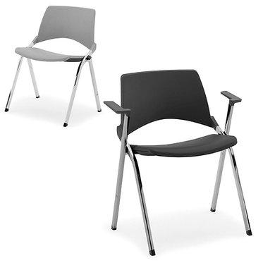 Meeting Chair - La Kendo (Grey)