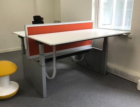 Desking - Sit-stand Bench