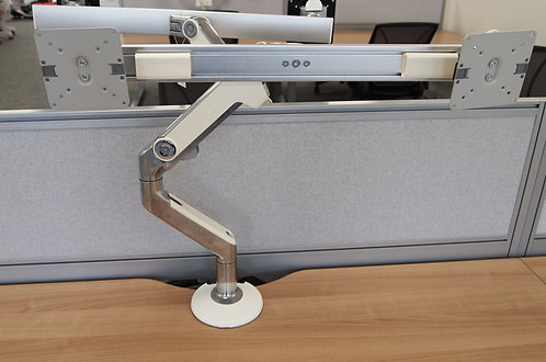 Monitor Arm - Double HS
