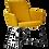 Thumbnail: Steps Sled Base Chair