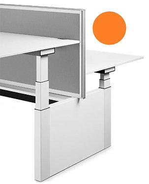 Sit-stand Bench Desk