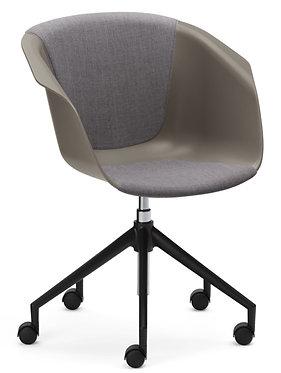 On Spot Swivel Chair & Castors
