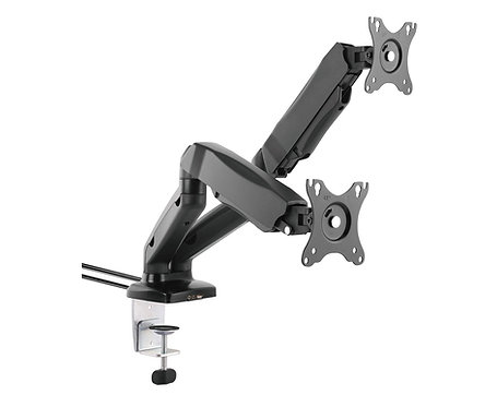 BSO Double Monitor Arm