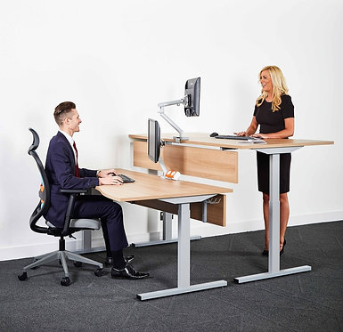 Rise Sit-Stand Desk