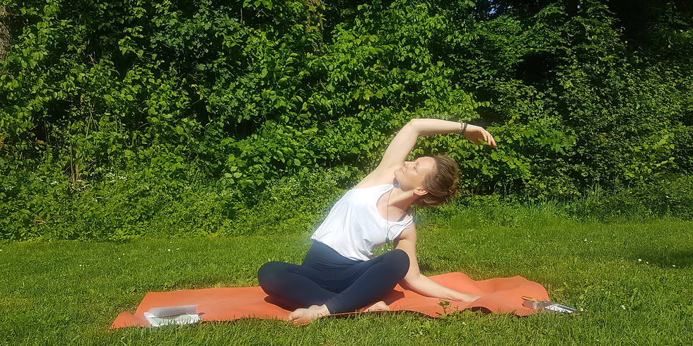 Yoga in the NATURE 30.07.2020
