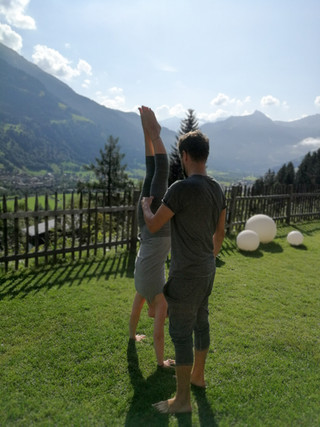Yogaretreat Bad Hofgastein