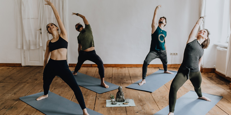 Yoga & Talk Online