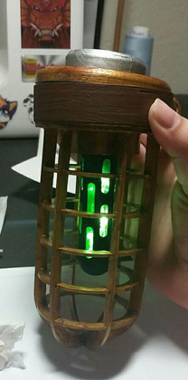 Scoutfly cosplay cage