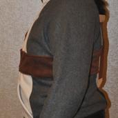 krampus hoodie