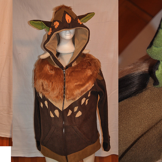 Gilly Hoodie