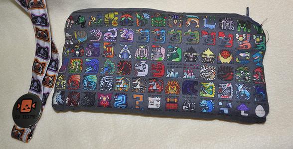 Monster Hunter DS case