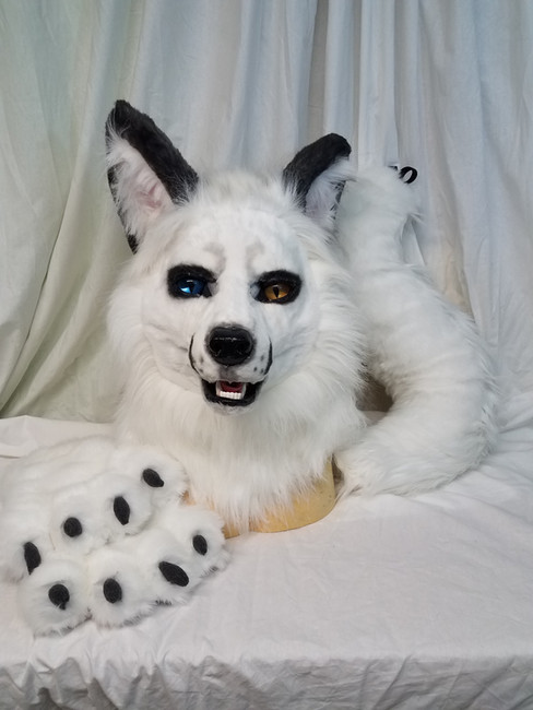 White Fox Premade