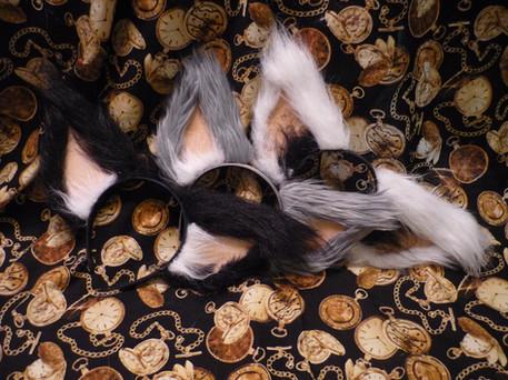 Headband cat ears