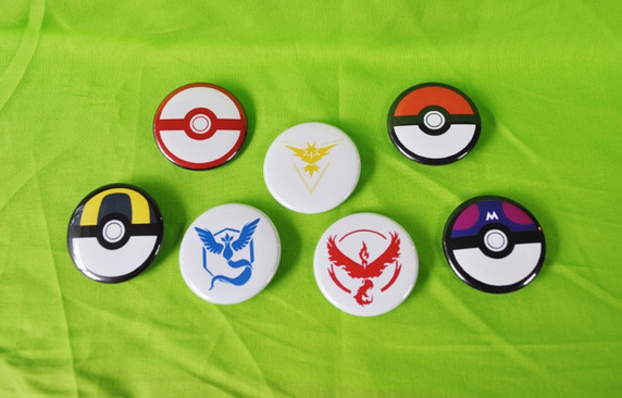 Fandom Buttons