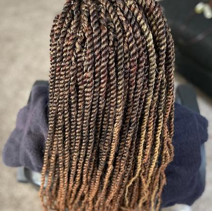 Baje Afro Twist/Marley Twist